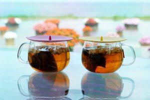 いばらきフルーツ和紅茶ホット