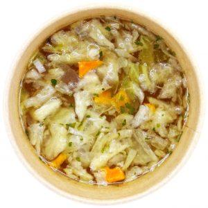 贅沢野菜スープ