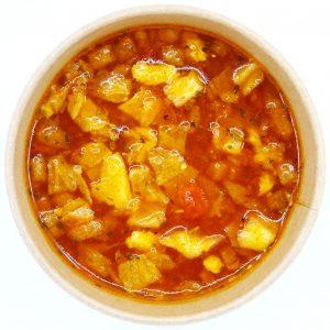 贅沢完熟トマトスープ